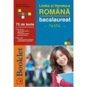 Limba si literatura romana - Bacalaureat - Teste.