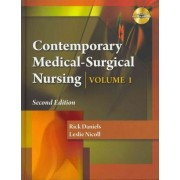 Contemporary Medical-Surgical Nursing, Volume 1 (Book Only) by Rick Daniels