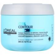 L'Oréal Professionnel Série Expert Curl Contour mascarilla nutritiva para cabello ondulado y con permanente 200 ml