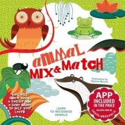 Animal Mix and Match: Memory Game by Agnese Baruzzi