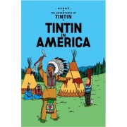 The Adventures Of Tintin Tome - Tintin In America