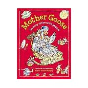 Mother Goose Treasury of Favourite Rhymes