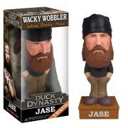 Funko Duck Dynasty Jase Robertson Talking Wacky Wobbler