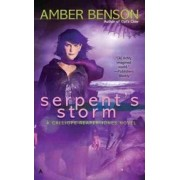 Serpent's Storm by Amber Benson