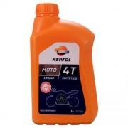 Repsol Moto Sintético 4T 10W-40 1 Litres Boîte