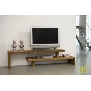 Dbodhi Meuble tv teck extensible dbodhi 160-265