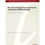 The Technological Competitiveness of Japanese Multinationals by Robert Pearce