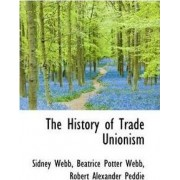 The History of Trade Unionism by Sidney Webb