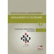Minidictionar De Management 8 Managementul Economic - Ovidiu Nicolescu
