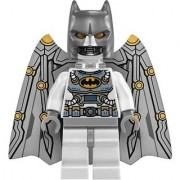 Lego DC Universe Super Heroes Space Batman Minifigure from 76025