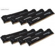 Kingston HyperX Savage Black 64GB(8Gb x 8) DDR4-2800MHz CL14 Desktop Memory Module