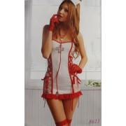 Costum sexy Asistenta 8613