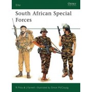 South African Special Forces by Robert Pitta