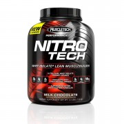 MuscleTech Performance Series - Nitro-Tech Strawberry 907 g