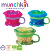 Munchkin - Bol Snack Catcher Click Lock