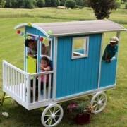 EGT Maisonnette roulotte carry