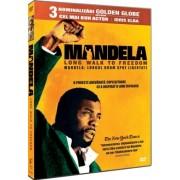 Mandela:Long Walk to Freedom:Idris Elba,Naomie Harris,Terry Pheto - Mandela:Lungul drum spre libertate (DVD)
