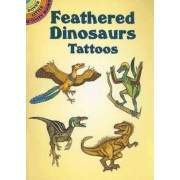 Feathered Dinosaurs Tattoos by Patricia J. Wynne