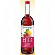 Höllinger bio málna-citrom szörp