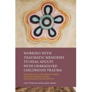 Working with Traumatic Memories to Heal Adults with Unresolved Childhood Trauma by Jonathan Baylin