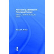 Assessing Adolescent Psychopathology: MMPI-A and MMPI-A-RF, 4th Edition
