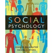 Social Psychology by John D Delamater