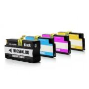 HP 950XL (C2P43AE) промо пакет (BK,C,M,Y) 4бр.