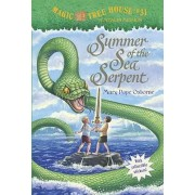 Magic Tree House #31 Summer Of The Sea Serpent by Mary Pope Osborne