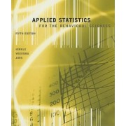 Applied Statistics for the Behavioural Sciences by Dennis E. Hinkle