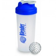 Blender Bottle Classic, 820ml - Blu, 820ml