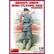 Miniart 1:16 - Ernst Udet. Wwi Flying Ace