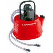 Pompa detartrare ROCAL 20 Rothenberger 61100 , capacitate maxima 300 l