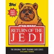 Star Wars: Return of the Jedi: The Original Topps Trading Card Series, Volume Three