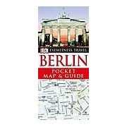 DK Eyewitness Pocket Map and Guide Berlin