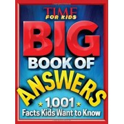 Big Book of Answers by Editors of Time for Kids Magazine