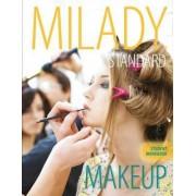 Milady's Standard Makeup Workbook by Michelle D'allaird