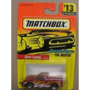 Matchbox Super Fast Series The Buster Customized Street Pick-Up Truck #13 of 75 Vehicles8-75