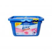 Detergent capsule gel Lenor 3 in 1 Pearls Bujor 14 x 29.2 gr