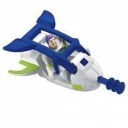 Toy Story, Set figurine Buzz Lightyear & Spaceship