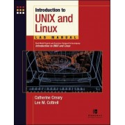Introduction to Unix and Linux Lab Manual by Catherine Creary