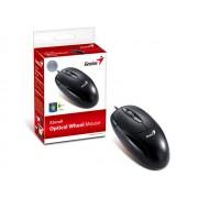 Genius 31010144101 Xscroll, Mouse Preto, Ps/2, 800dpi