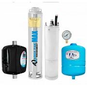Sistema de bombeo sumergible de presión constante MAX-DRIVE