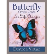 Butterfly Oracle Cards for Life Changes by Doreen Virtue