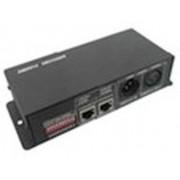 Dmx 512 vezérlő, DC5-12-24V, 3 csatorna, 288 W. Life Light Led