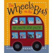The Wheels on the Bus by Kate Toms