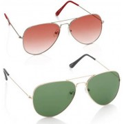 Jars Collections JARS_SG72 Aviator Sunglasses(For Boys)