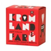 Ceai organic Rooibos cu scortisoara si portocala Kromland Farm Organic