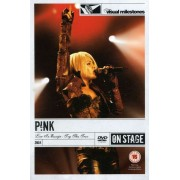 Pink - Live in Europe (0886972862996) (1 DVD)