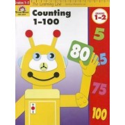 Counting 1-100, Grade 1-2 by Evan-Moor Educational Publishers