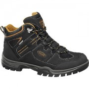 Zwarte wandelschoenen
